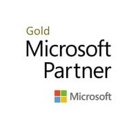 Microsoft Gold Logo_ Square