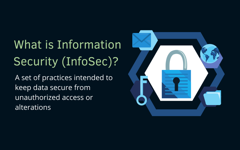 What is Information Security? Guide to InfoSec