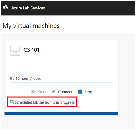 Azure Lab Services for Education